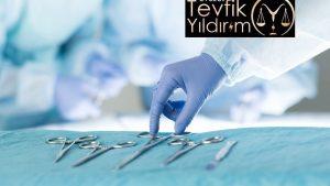 Estetik Ameliyatı – Doktora Tazminat Davası