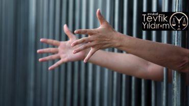 İnfaz Yasası Paket Düzenlemesi