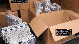 7242 sayılı Kanuni Düzenlemeler Sonrası Kaçakçılık Suçu 2020